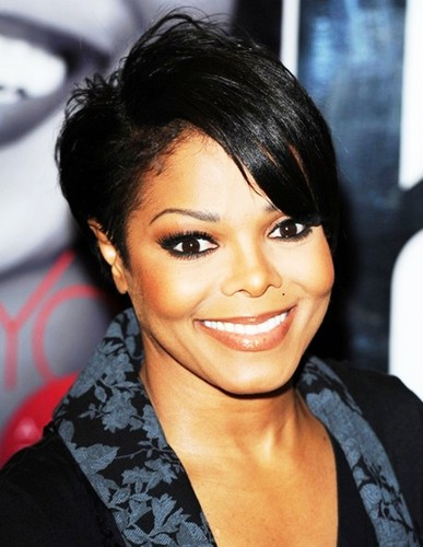 Janet Jackson wallpaper with a portrait titled Janet