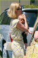 January Jones &amp; Xander: Sunday Lunch! - january-jones photo