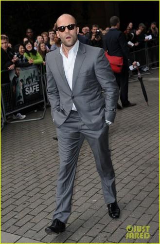 Jason Statham: 'Safe' European Premiere!