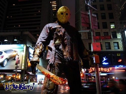 Jason in Manhattan
