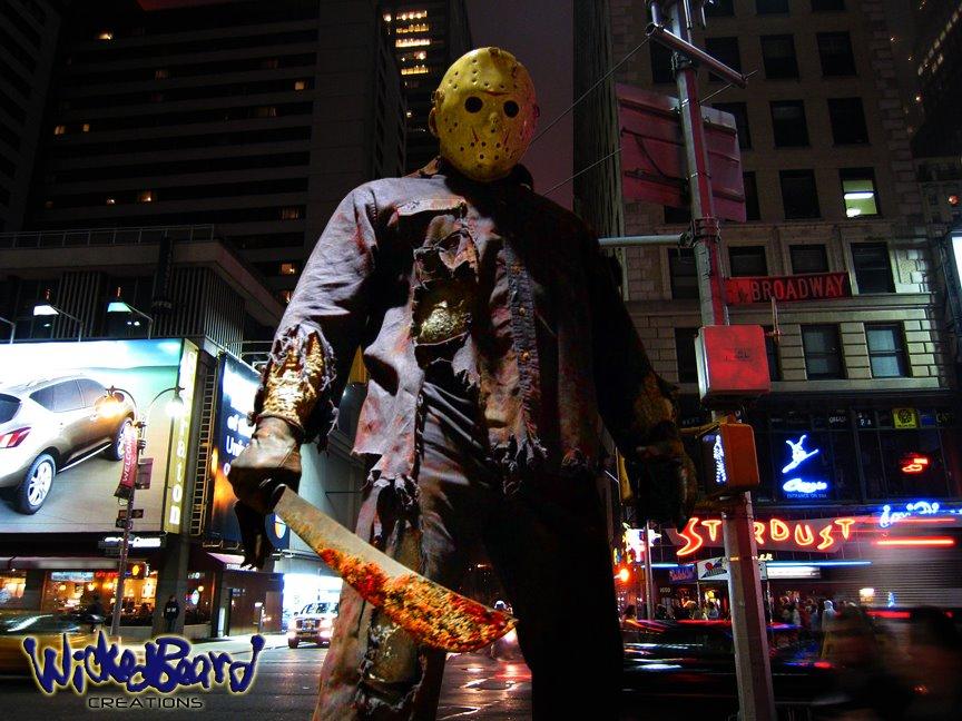 Jason in Manhattan