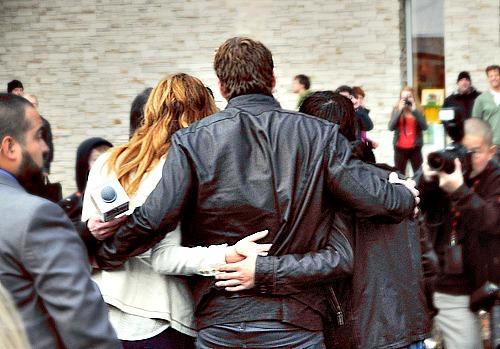 Jen, Josh and Liam