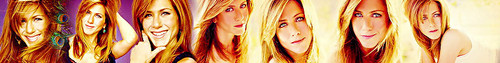 Jennifer Aniston banner <3