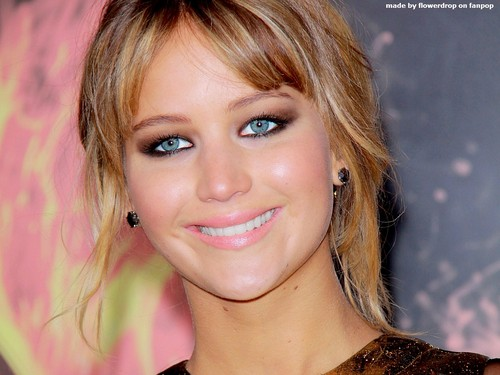 Jennifer Lawrence hình nền with a portrait titled Jennifer Lawrence hình nền ღ