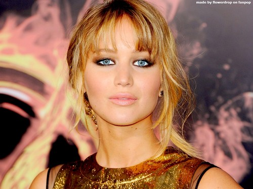 Jennifer Lawrence wallpaper probably containing a portrait titled Jennifer Lawrence Wallpaper ღ