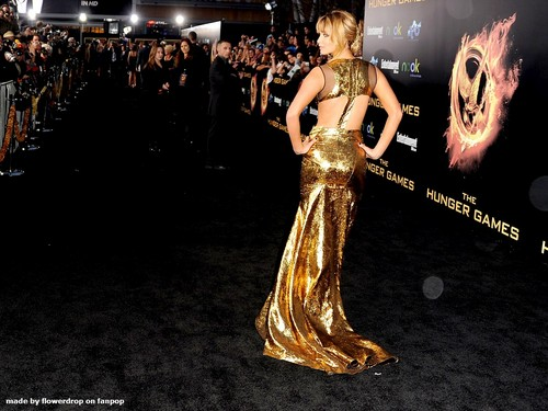 Jennifer Lawrence wallpaper possibly containing a dinner dress entitled Jennifer Lawrence Wallpaper ღ
