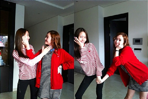 Jessica&Krystal Selca Picture - Me2Day