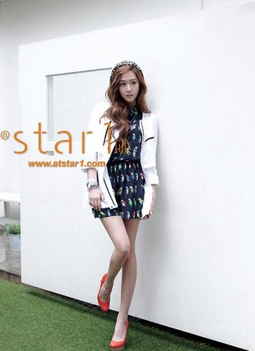 Jessica @ Star1 Magazine