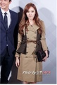 Jessica at the Burberry flagship store opening in Taiwan - k-pop-4ever photo
