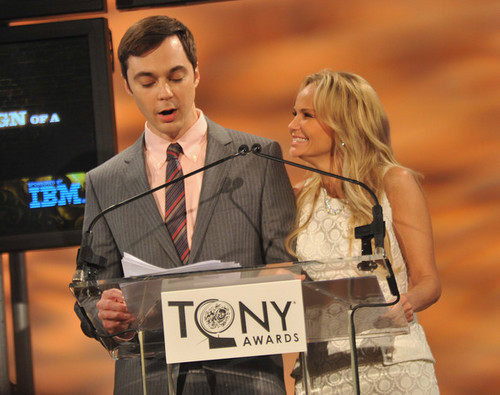 Jim Parsons @ the 2012 Tony Awards Nomination - jim-parsons Photo