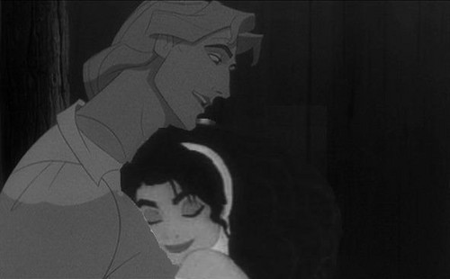 John and Esmeralda