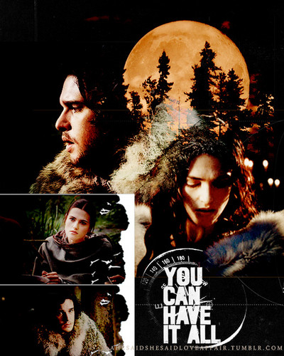 Jon & Morgana