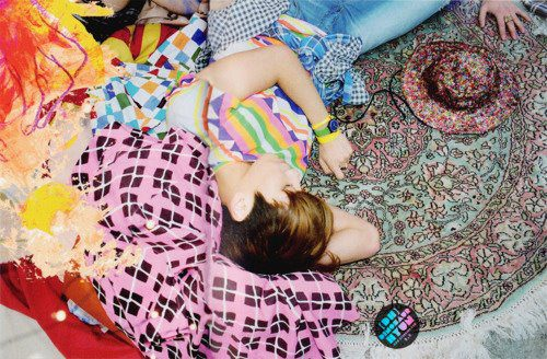 Blingers wallpaper possibly with a neonate titled Jonghyun Sherlock