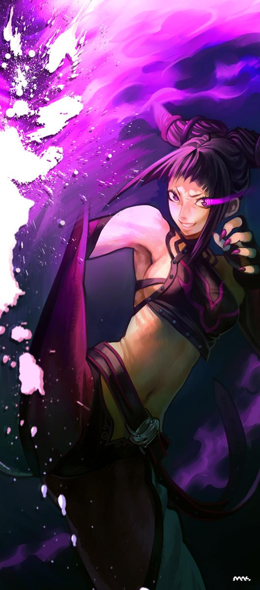 Juri Street Fighter Images Juri Han Hd Wallpaper And Background