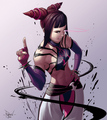 Juri is thebest!!!! - juri-street-fighter photo