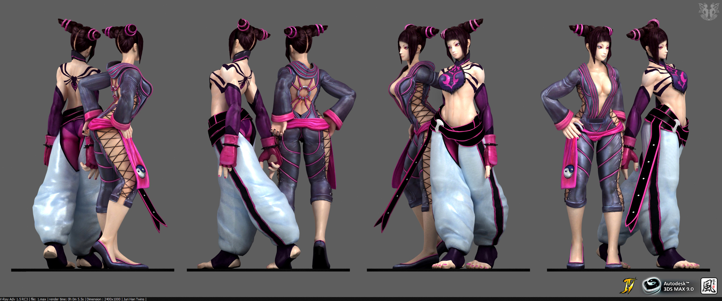 Juri Street Fighter Images Juri Is Thebest Hd Wallpaper And