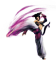 Juri street fighter