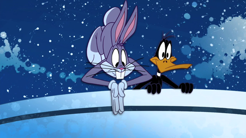 The Looney Tunes Show wallpaper possibly containing animê called Just a aleatório Looney-ness