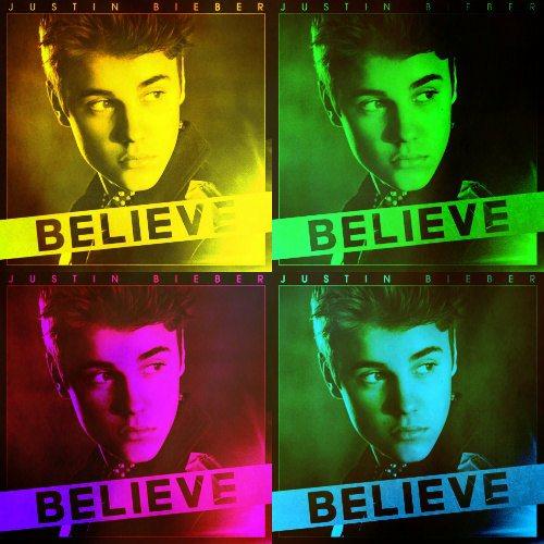 Justin's Album Believe Cover #June19
