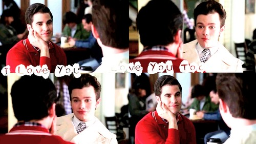 KLAINE MOMENTS [MADE FOR MY TWITTER] - kurt-and-blaine Fan Art