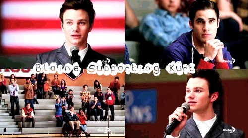 KLAINE MOMENTS [MADE FOR MY TWITTER]