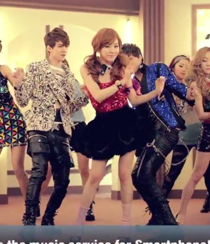 Kai and Se Hun in Tiffany teaser