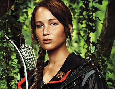 Hunger Games fond d'écran called Katniss Everdeen