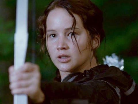 Katniss Shooting