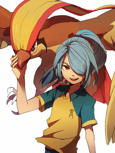 Kaze-kun Pokemon!^^