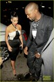 Kim Kardashian & Kanye West: Date Night in NYC! - kanye-west photo