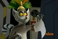 King Julien's Shocked Face
