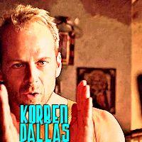 Korben Dallas - The Fifth Element Icon (30697785) - Fanpop