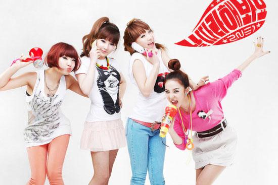 Kpop-2ne1
