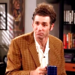 Kramer- The red dot - seinfeld icon