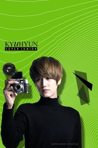 Kyuhyun A-cha!