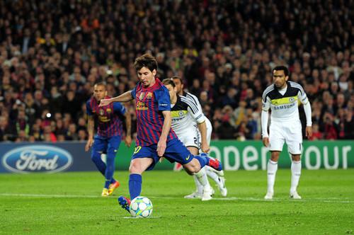 L. Messi (Barcelona - Chelsea)