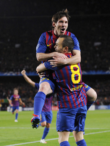 L. Messi (Barcelona - Chelsea) - lionel-andres-messi Photo