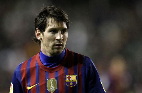 Lionel Andres Messi wallpaper called L. Messi (Rayo Vallecano - Barcelona)