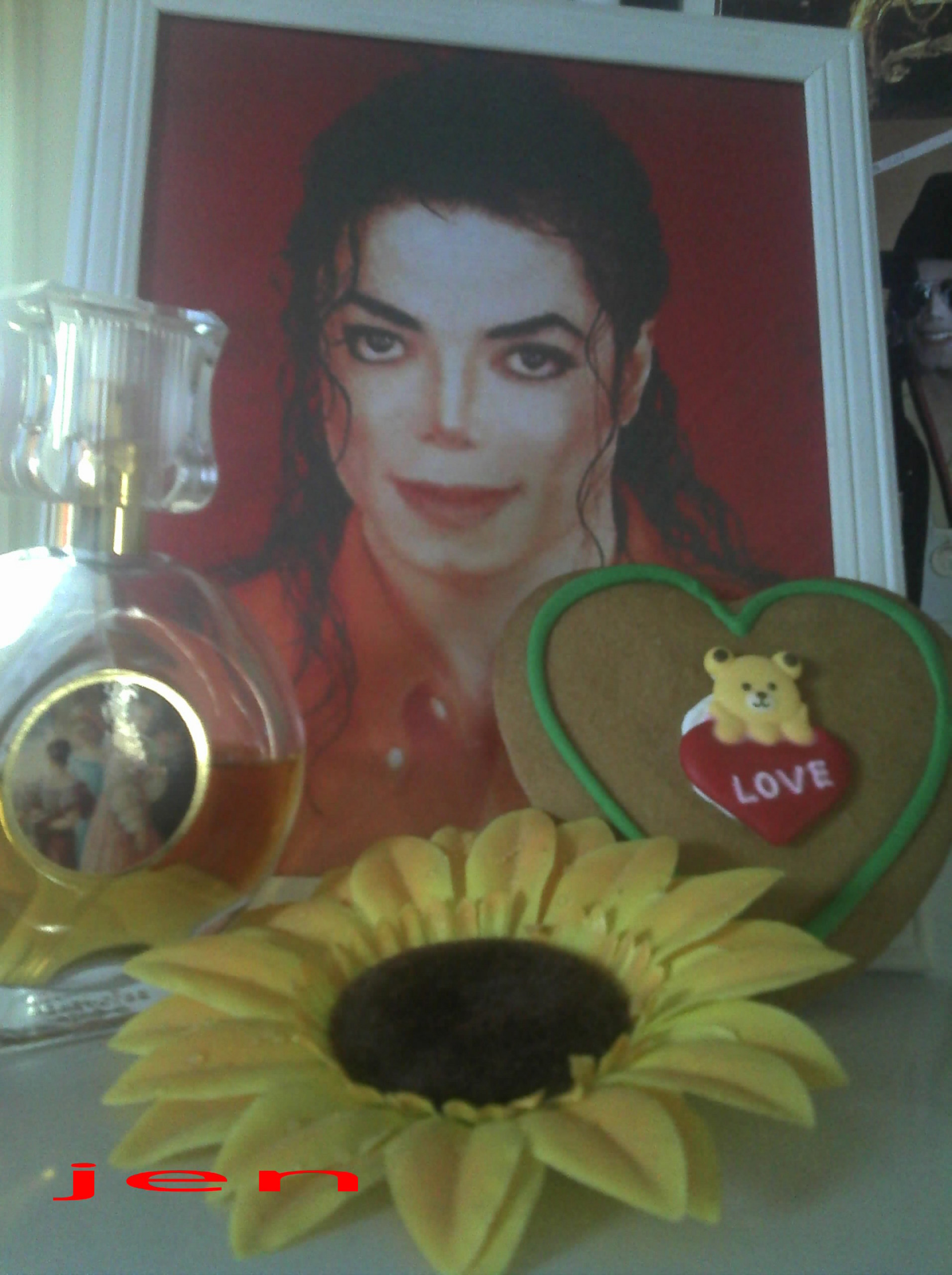 l'amour OF MY LIFE MICHAEL