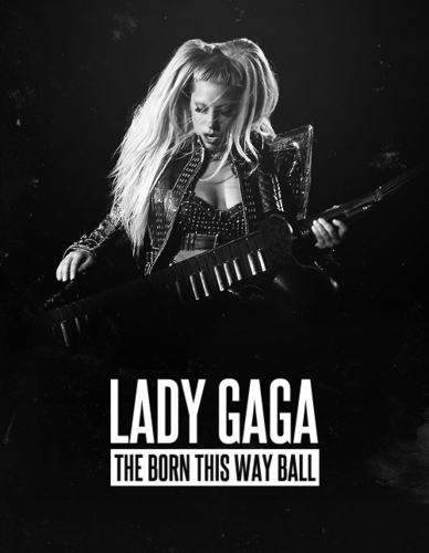 Lady GaGa BTW Ball!