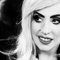 Lady GaGa smile