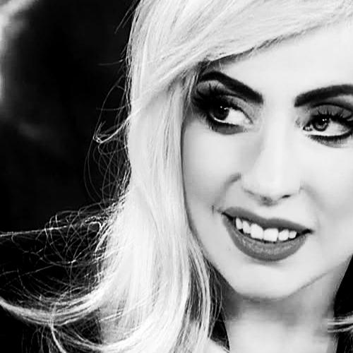 Lady GaGa smile