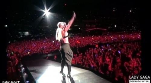 Lady Gaga- BTW Ball!