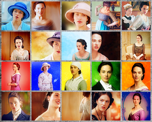 Lady Sybil Crawley wallpaper titled Lady Sybil Crawley <3