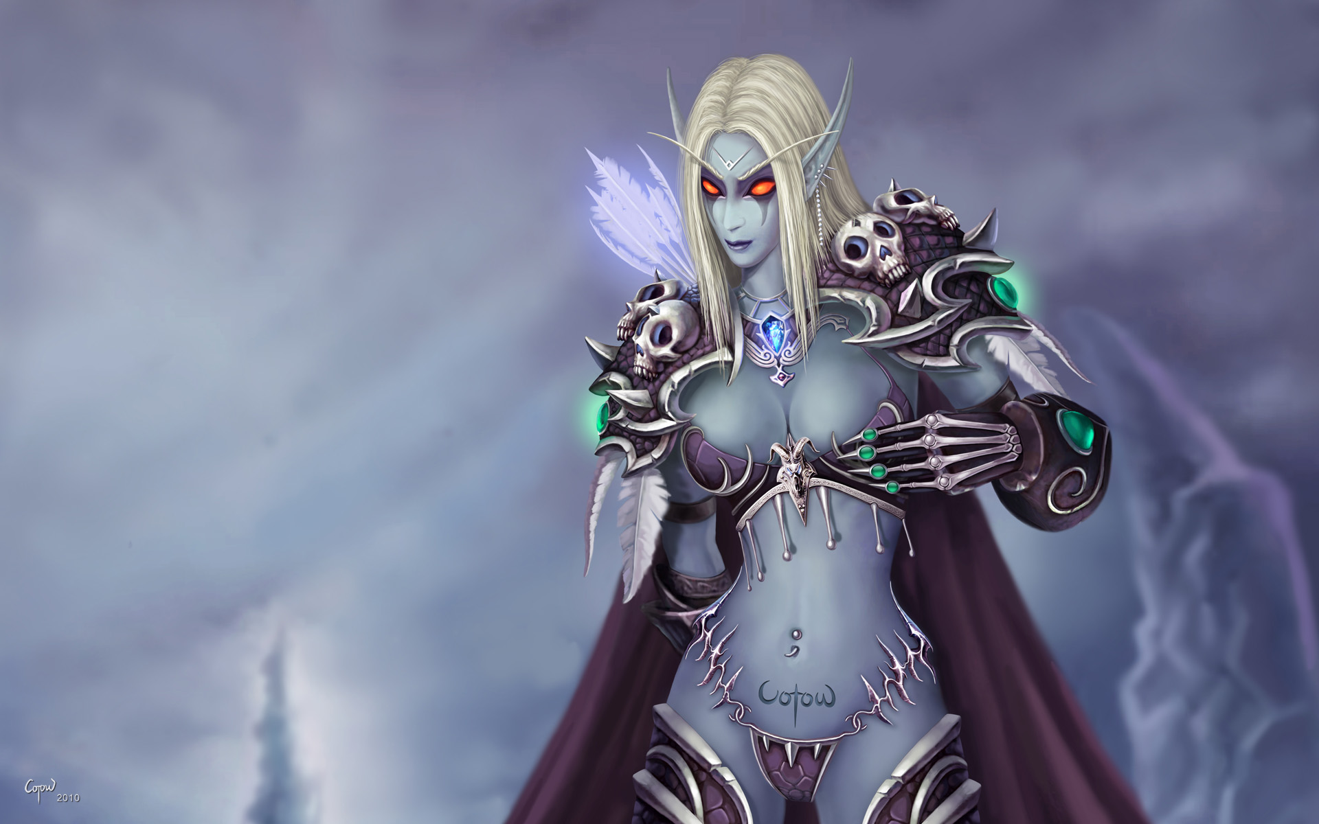 Sylvanas Images Lady HD Wallpaper And Background Photos