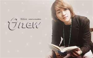 Lee Jinki AKA Onew