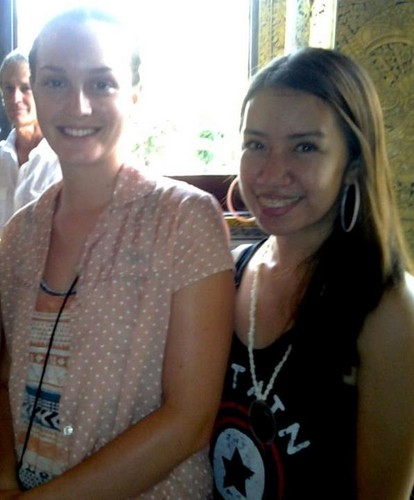 Leighton in Thailand - leighton-meester Photo