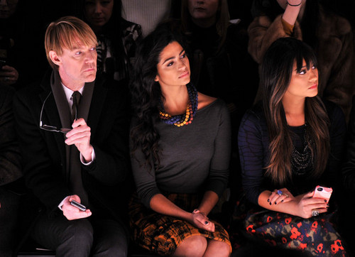 Lela Rose - Front Row - Fall 2012 Mercedes-Benz Fashion Week