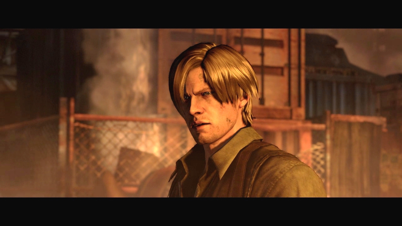 Leon Kennedy Images Leon Kennedy In Re6 Hd Wallpaper And Background