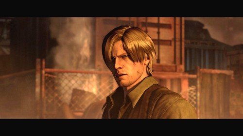 Leon Kennedy in RE6